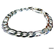 N1260tergBD_Bracelet_homme_gourmette_plaque_argent_maille_figaro